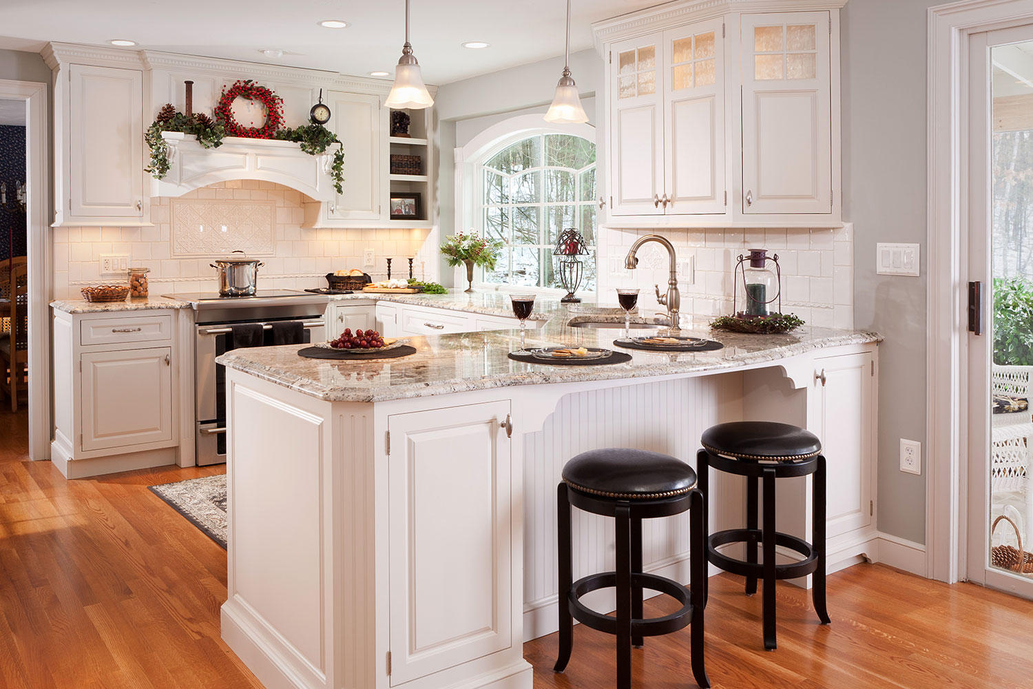 Kitchen Remodeling, Bath Remodelin, Additions in NH & MA ...